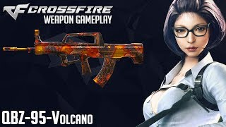 Crossfire Vietnam: QBZ-95-Volcano
