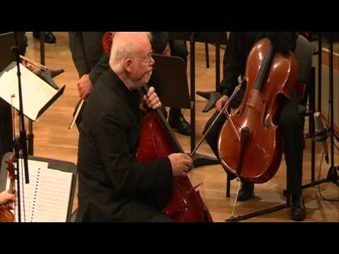 Galilee Chamber Orchestra with Lynn Harrell - Highlights from Haydn Cello Concerto in C Major