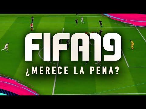 ¿MERECE LA PENA FIFA 19?