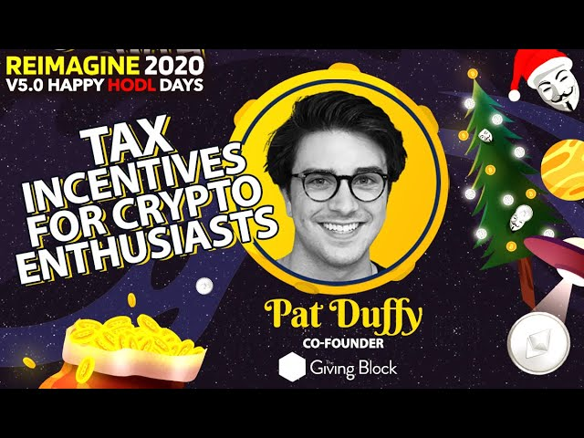 Pat Duffy - The Giving Block - Non-profits