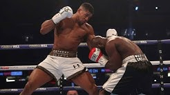 Anthony Joshua vs deontay wilder full highlights