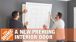 How to Measure F๐r a New Prehung Interior Door | The Home Depot