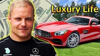 Valtteri Bottas Luxury Lifestyle | Bio, Family, Net worth, Earning, House, Cars