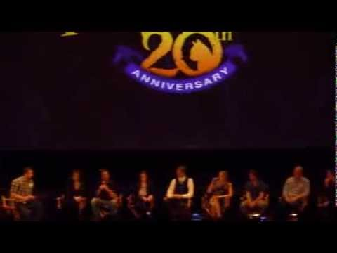 D23 and Creature Features' Hocus Pocus 20th Anniversary Screening- First Panel Discussion