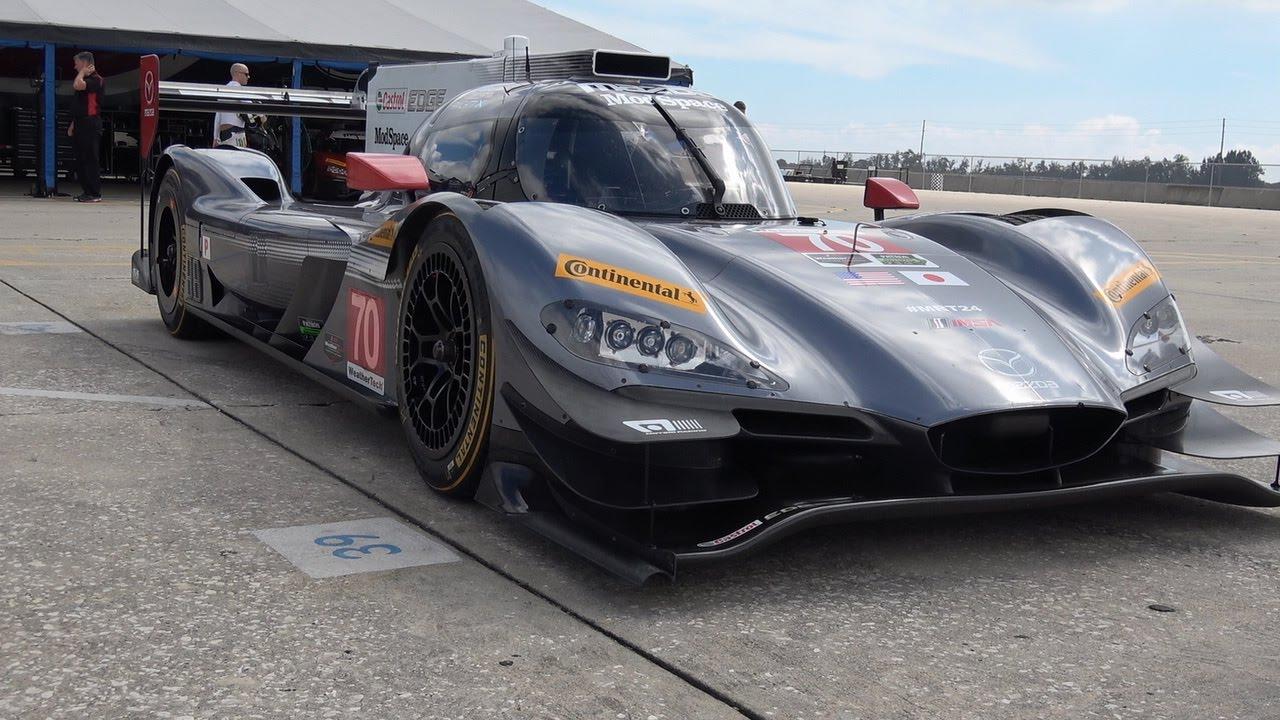 2017 Sebring 12 Hours Testing