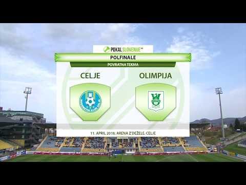 Celje - Olimpija 0:1