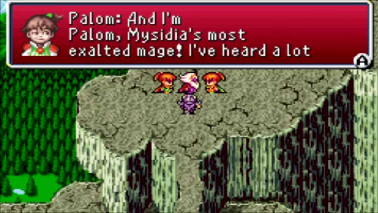Final Fantasy 4 Advance (GBA) Part 9 The Tribulation in Mt Ordeals and the Power of the Paladin - YouTube