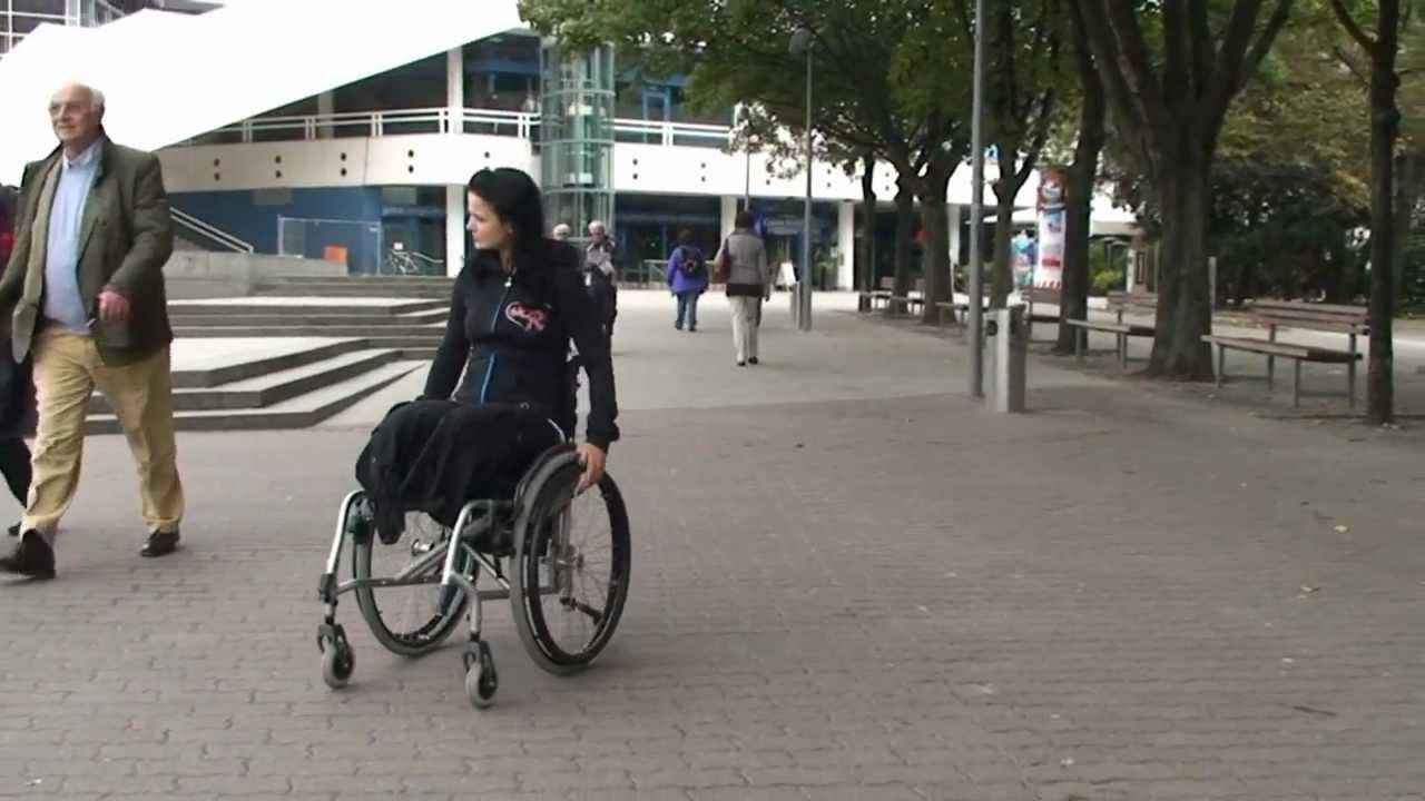 P53: DAK Natasha - legless wheelchair pretending