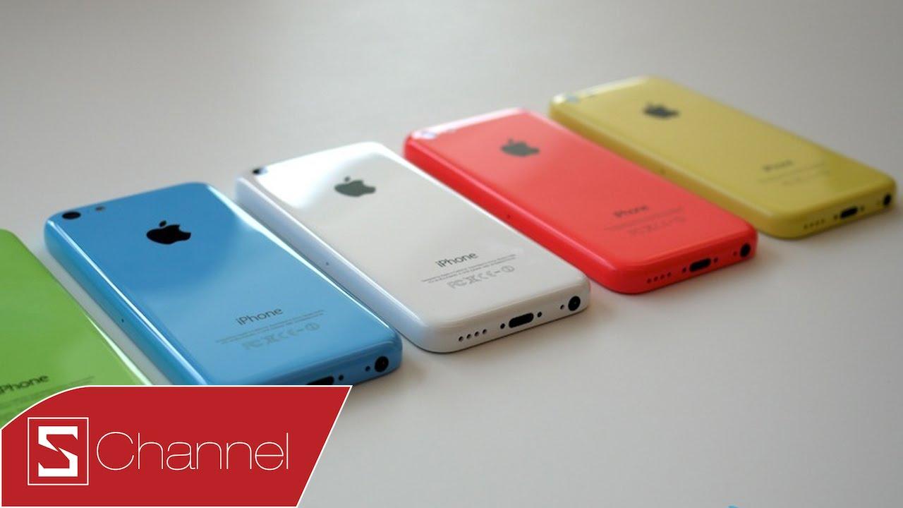 Schannel - Những lý do KHÔNG MUA iPhone 5C Lock