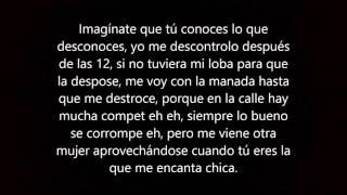 Chino Y Nacho - Andas En Mi Cabeza (letra)