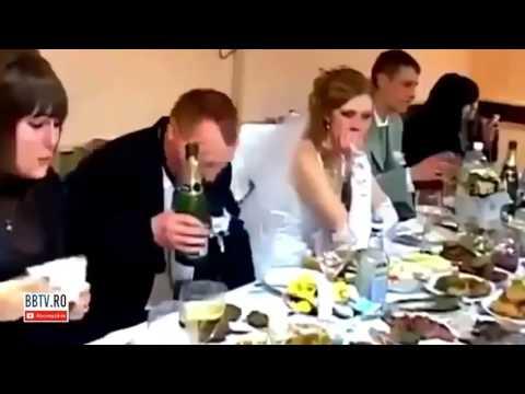 Faze Amuzante La Nunta - Faze De Ras La Nunti - Razi la maxim