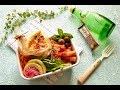 【お弁当作り】キッシュとパスタ弁当の作り方〜How to make Japanese bento lunch bo…