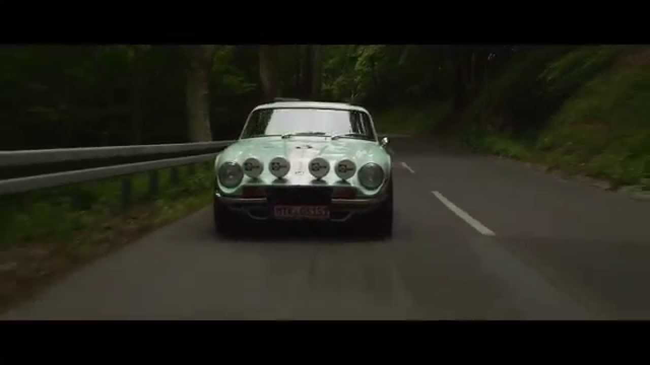 TVR 3000 M for sale on Classic Trader - YouTube