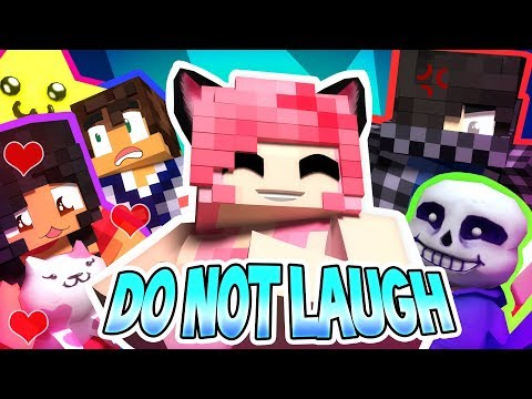 DO NOT LAUGH Minecraft Ep.2