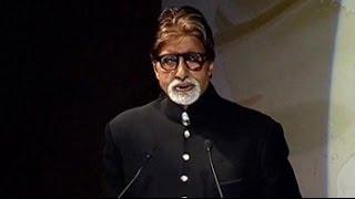 I feel very humbled, very privileged: Amitabh Bachchan