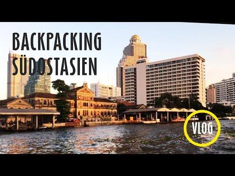 Bangkok, was für eine Stadt! -Backpacking Thailand