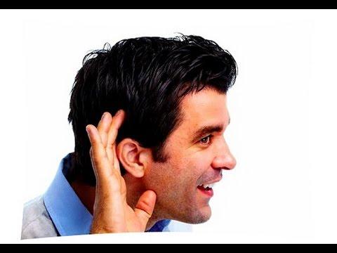Тугоухость – лечение тугоухости народными средствами и