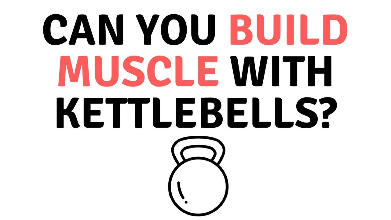 Can You Build Muscle With Kettlebells? [The Daily Strength, Ep. 4 ...