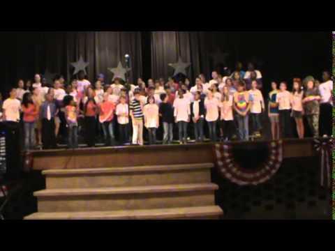 University Elementary 5th grade play 2014