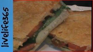 How To...make A Killer Caprese Sandwich