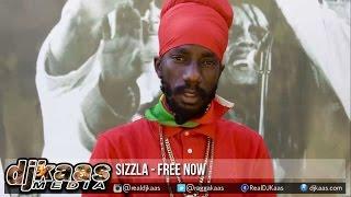 Sizzla - Free Now  ▶Extra Gun Riddim ▶Tuff Pak Prod ▶Reggae 2015