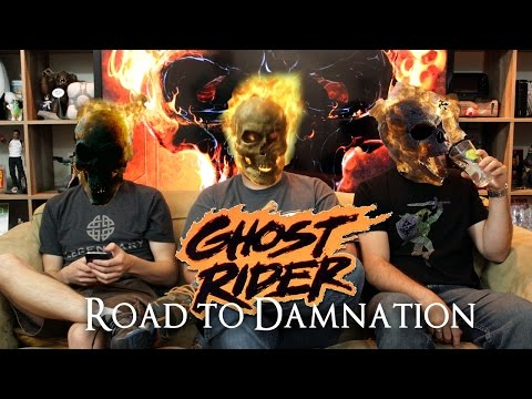 GHOST RIDER: ROAD TO DAMNATION | Back Issues