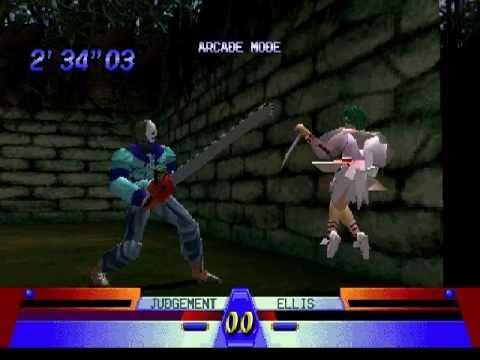 PSX Longplay [055] Battle Arena Toshinden 3