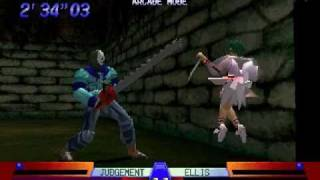 PSX Longplay [055] Battle Arena Toshinden 3