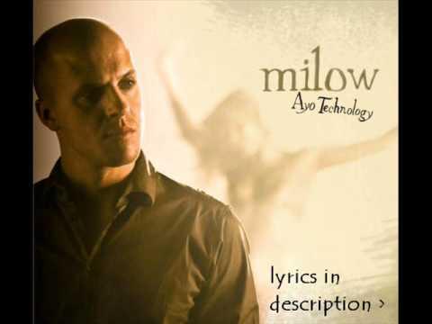 Milow - Ayo Technology ''with lyrics''
