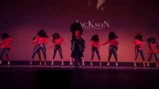 Models Inc. Presents Jackson! The Legacy! Entertainment Fashion Show!