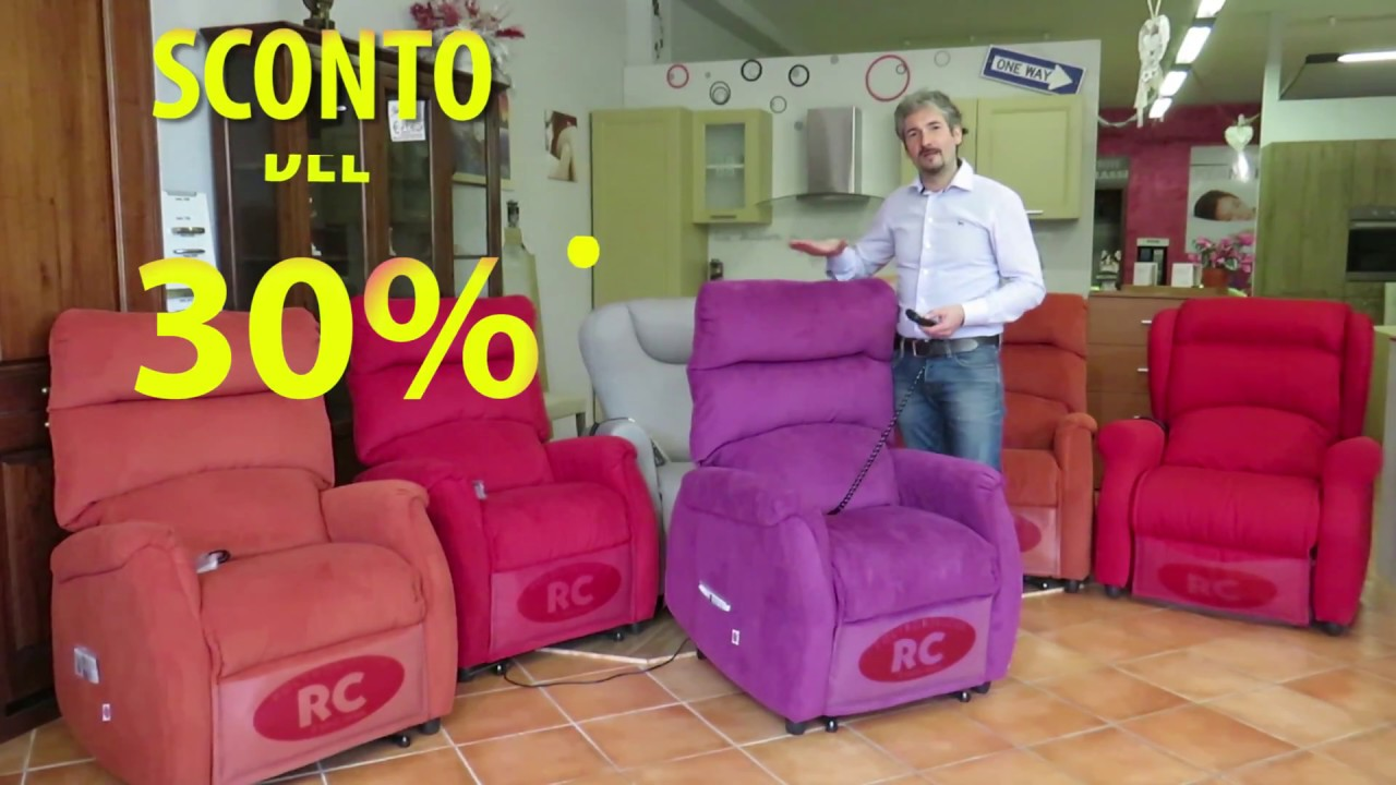 Poltrone Relax Made In Italy.Tutorial Poltrona Relax Made In Italy Bellone Arredamenti