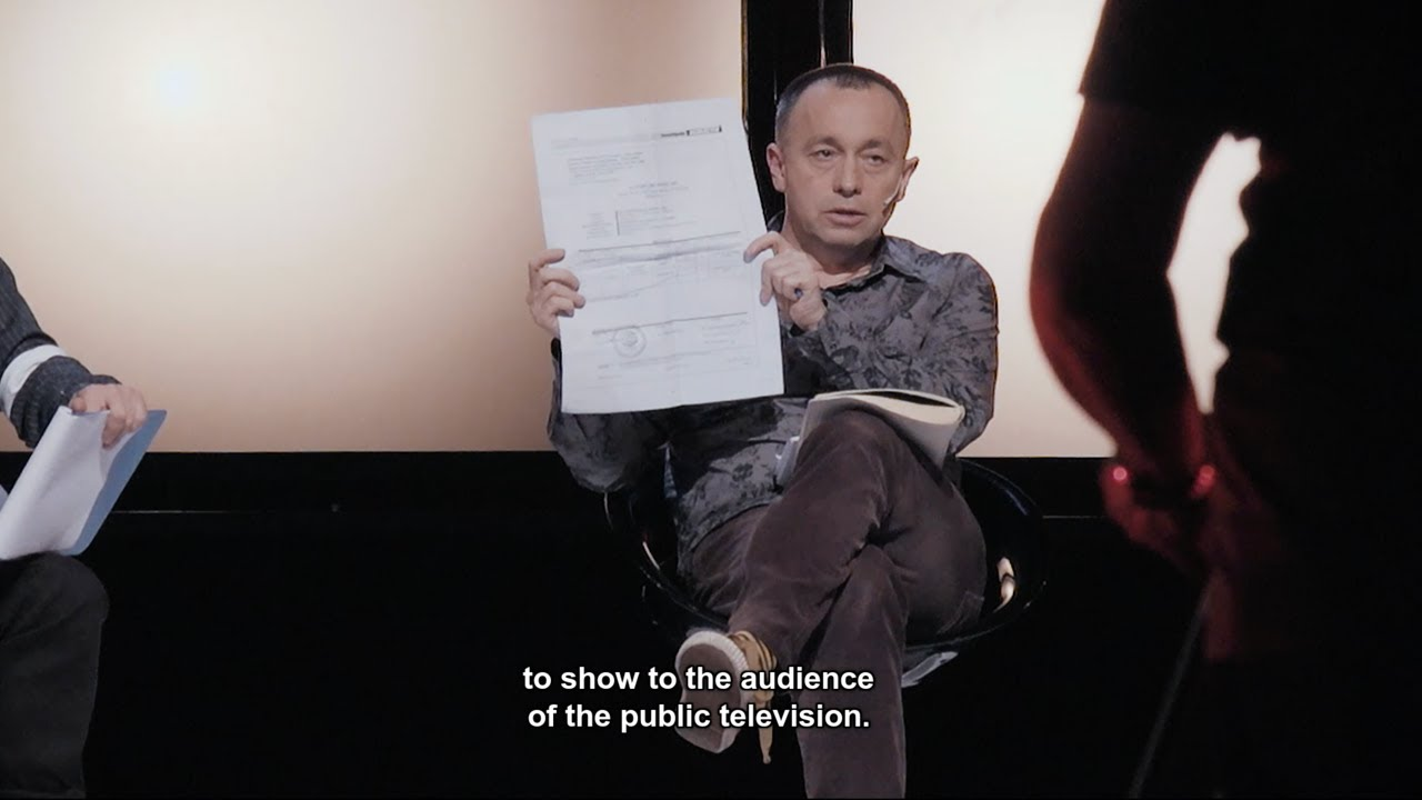Collective - Television Appearance Clip