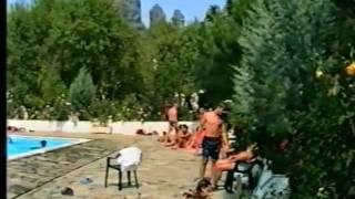 Grecja - Kastraki, camping