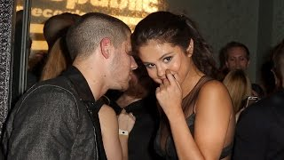 Selena Gomez y Nick Jonas Juntos en Fiesta Despues de los VMA's