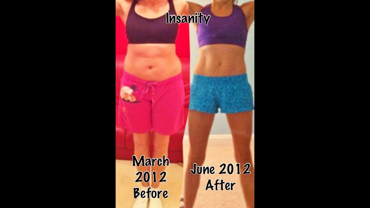 Insanity Workout Results Beachbody & Shakeology Before & After Amazing ...