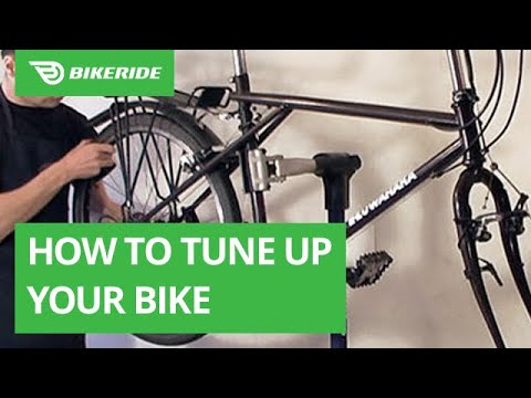 Bike Tune Up >> How To Tune Up Your Bike With Video Bikeride