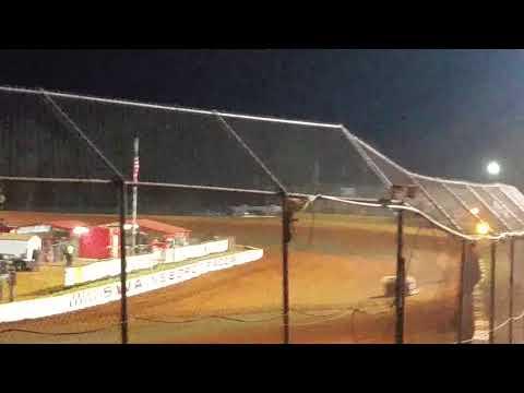 Swainsboro Raceway 08 Richard Johnson Feature laps
