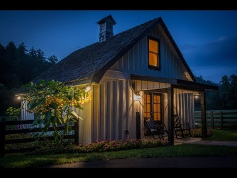 Blue Sky Cabin Rentals - The Barn at Cold Mountain Pond ...