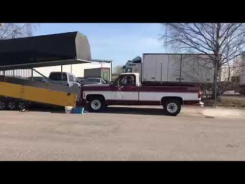 Chevrolet Pickup / Mercury Park Lane / Leverans / Såld