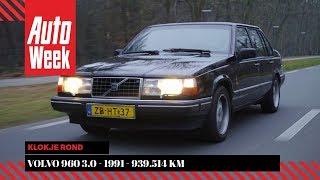 Volvo 960 3.0 - 1991 - 939.514 km - Klokje Rond