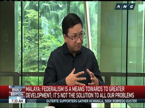 Understanding Philippine-style federalism