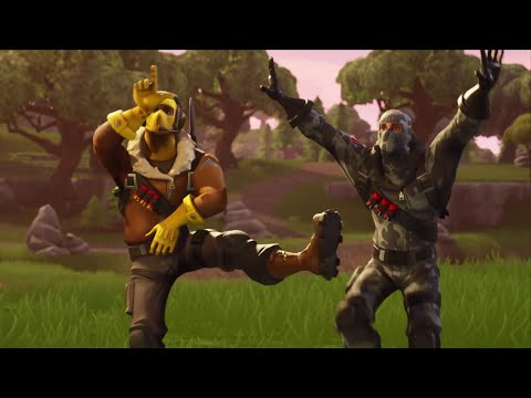 The Two Brothers- A Havoc And Raptor Fortnite Short Film