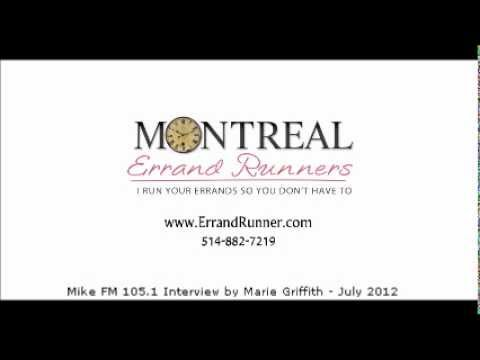 Concierge & Errand Runner Services - Montreal Errand Runners
