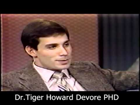 Download Dr.Tiger Howard Devore PHD- People Are Talking with Nancy Merrill- Part # 1