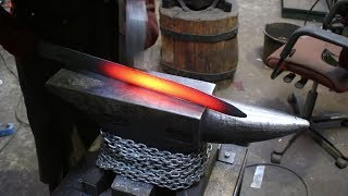 Experimenting with crucible steel, part 3.