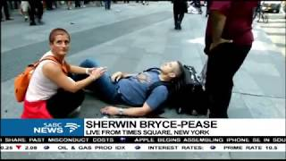 Latest on the Times Square car crash: Sherwin Bryce-pease