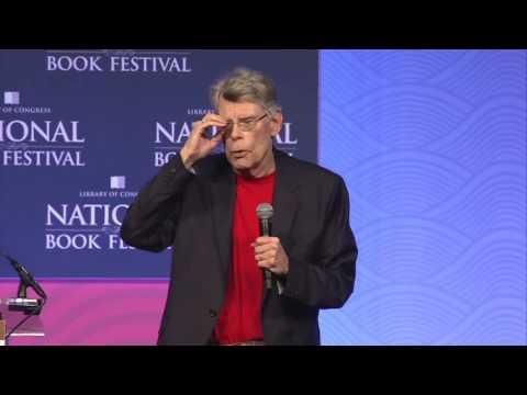 Stephen King: 2016 National Book Festival