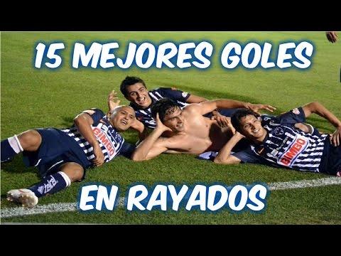 TOP 15 - Aldo De Nigris   Rayados