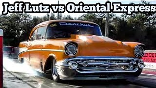 Jeff Lutz vs Oriental Express at Out of Time No Prep Series
