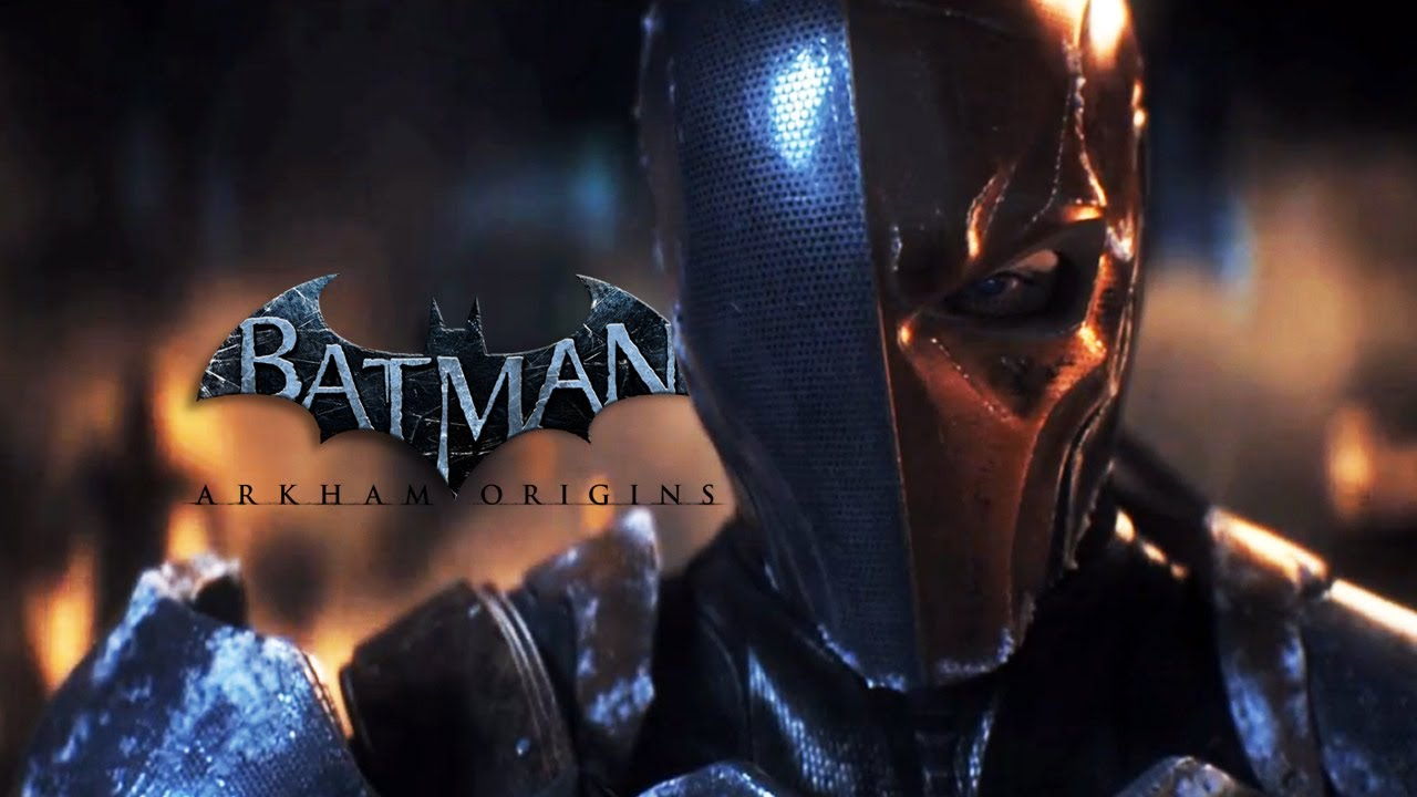 Batman Arkham Origins Deathstroke Wallpaper - wallpaper.